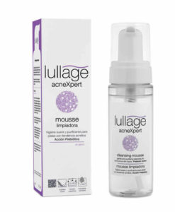 mousse-limpiador-lullage-acne-xpert-175-ml