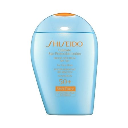 sun-ultimate-protection-lotion-for-sensitive-skin-children-100-ml-wet-force-shiseido