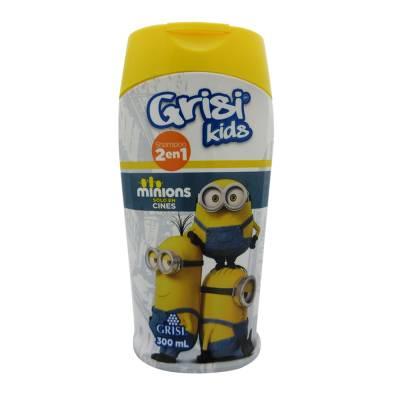 shampoo-2-en-1-grisi-kids-minions-300-ml