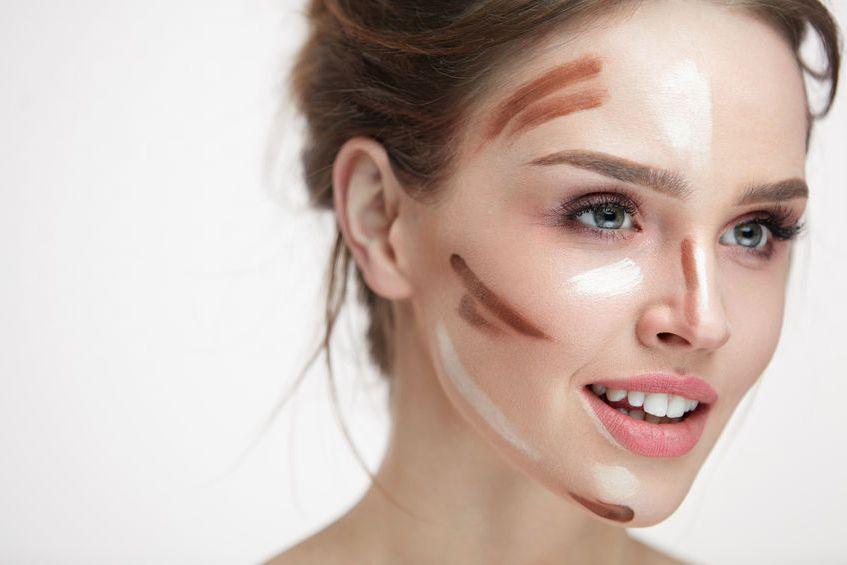 aprende-a-dar-contorno-perfecto-rostro-maquillaje-2017