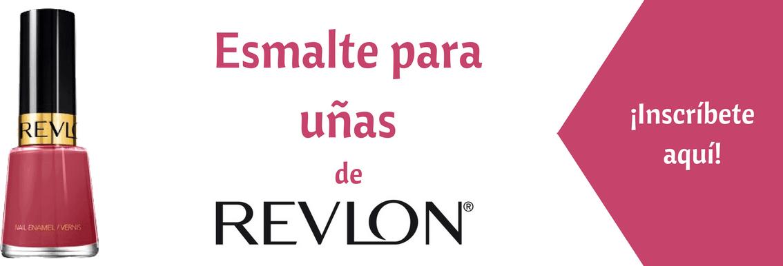 Test cosmetico Revlon esmalte para unas 2017