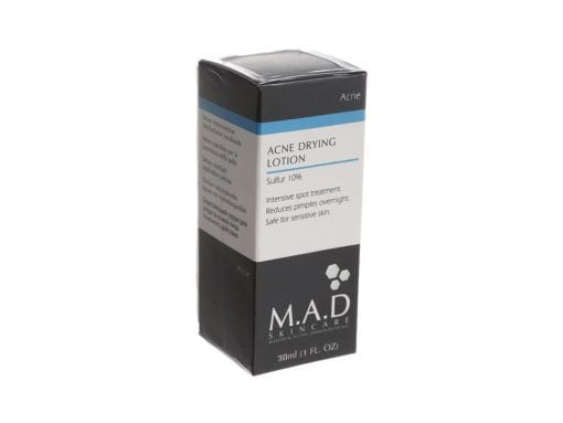 Acne drying lotion MAD