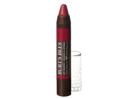lipstick-crayon-redwood-forest-para-dama-burts-bees