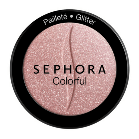 colorful-eyeshadow-258-smell-of-roses-frosty-light-pink-glitte