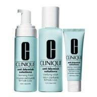 kit-facial-clinique-para-acne-ab-3-step-system-para-dama