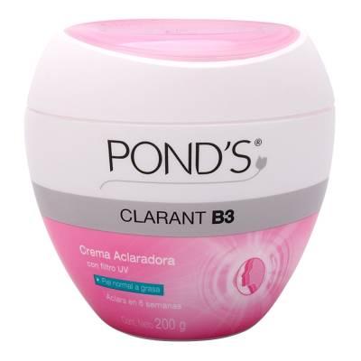 crema-aclaradora-ponds-clarant-b3-200-g