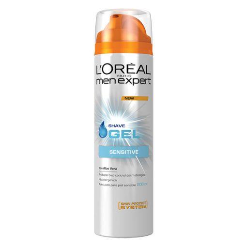 hydra-sensitive-gel-afeitado-l-oreal-paris-200-ml