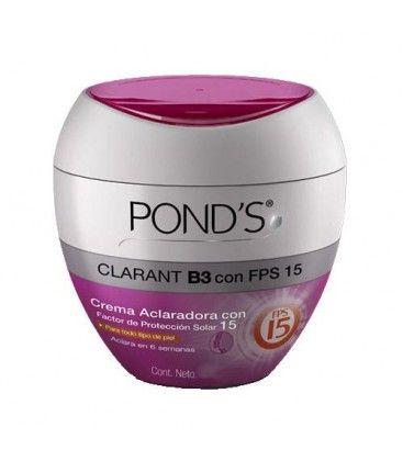 ponds-clarant-b3-crema-fps15