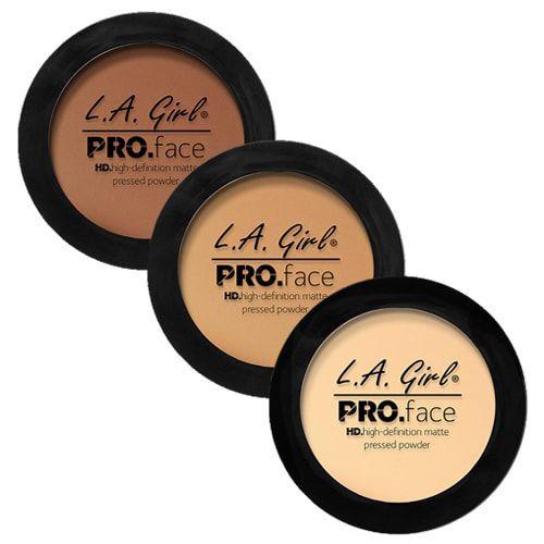 Pro face powder la. girl